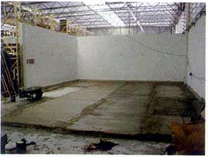 Concreto leve vermiculita